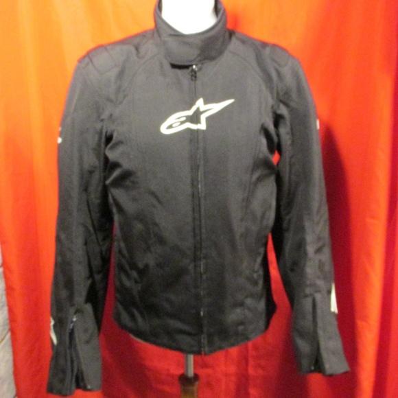 Alpinestars Other - SOLD Alpinestars  Motorcycle Jacket Mens Size M